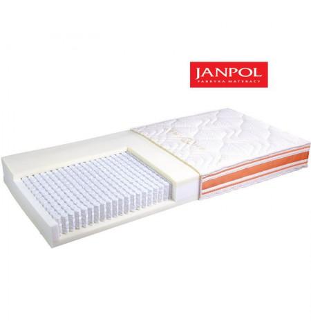 JANPOL FORTE - materac multipocket, sprężynowy