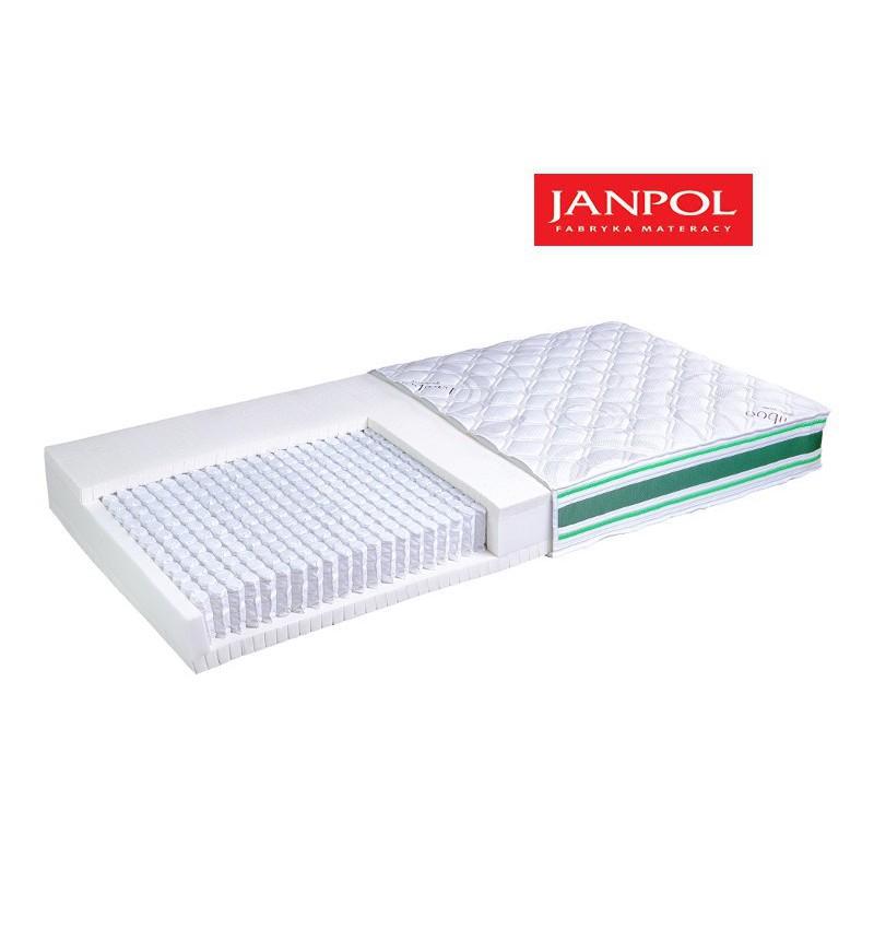 JANPOL ODYS - materac multipocket, sprężynowy
