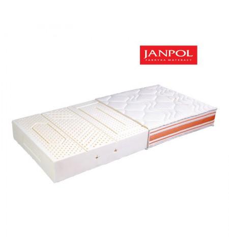JANPOL PIANO - materac lateksowy, piankowy