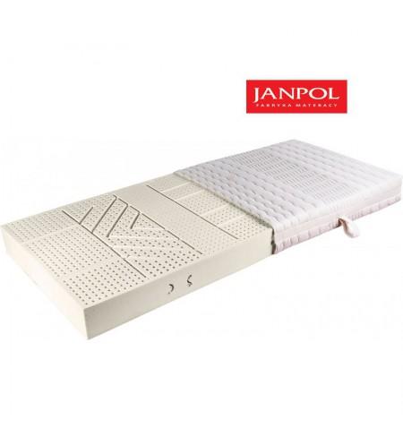 JANPOL VITA - materac lateksowy, piankowy