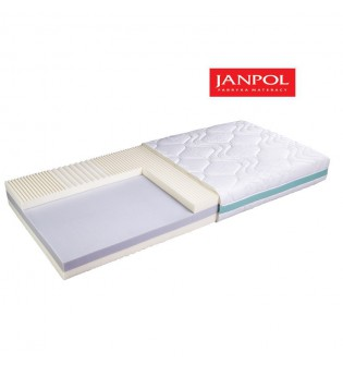 JANPOL DEJMOS - materac termoelastyczny, piankowy