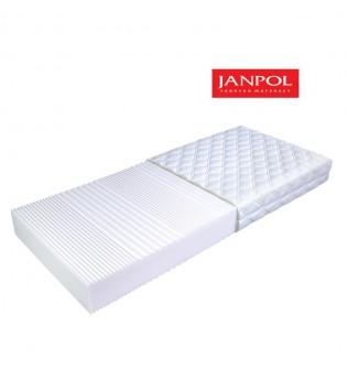 JANPOL FLORA - materac piankowy