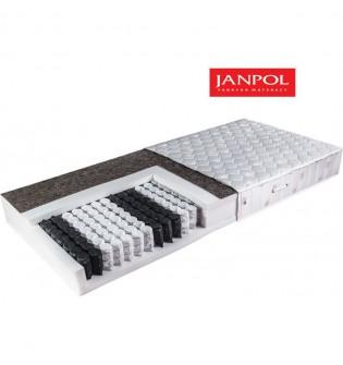 JANPOL ARIADNA - materac kieszeniowy, sprężynowy