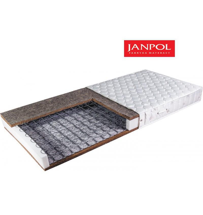 JANPOL KRONOS - materac bonellowy, sprężynowy