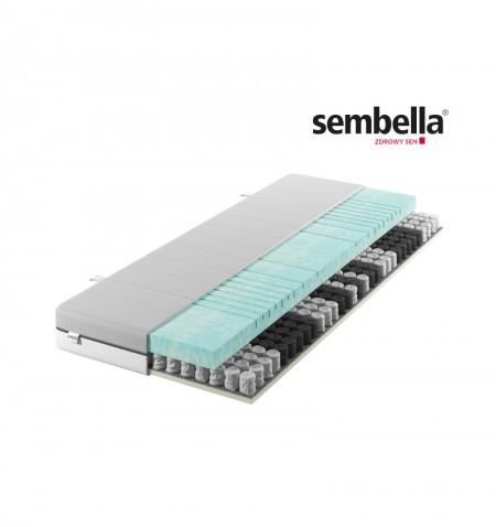 SEMBELLA HYBRID BIO – materac kieszeniowy, sprężynowy