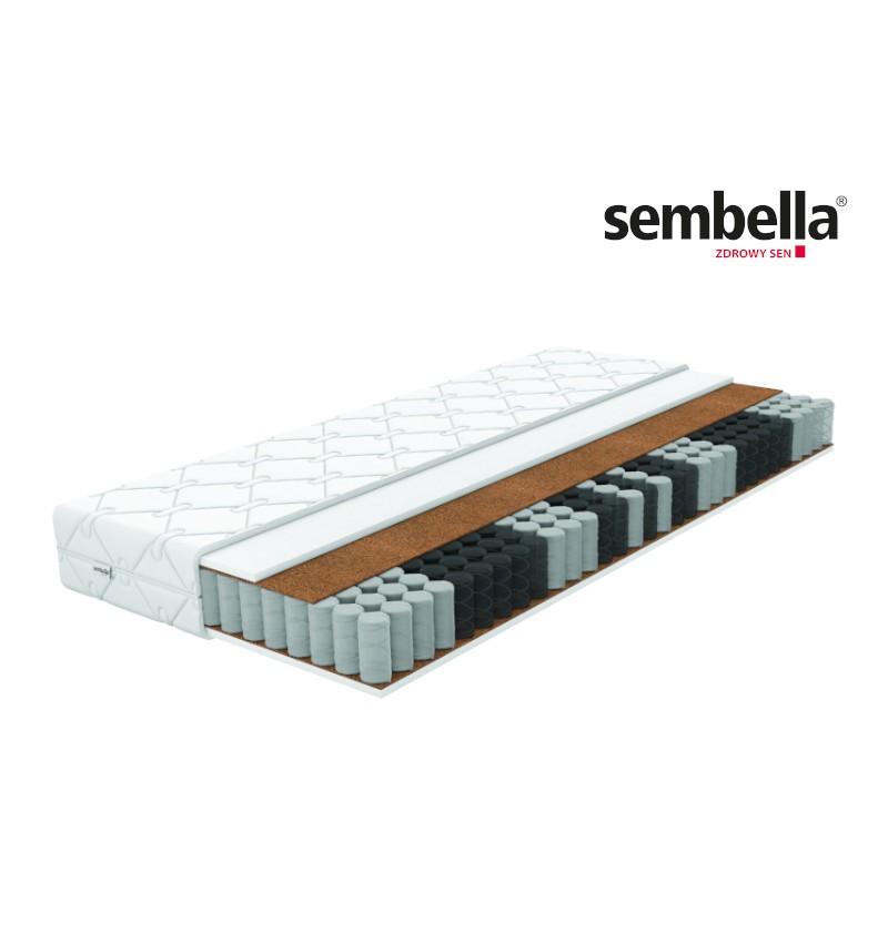 SEMBELLA SAMBA - materac kieszeniowy, sprężynowy