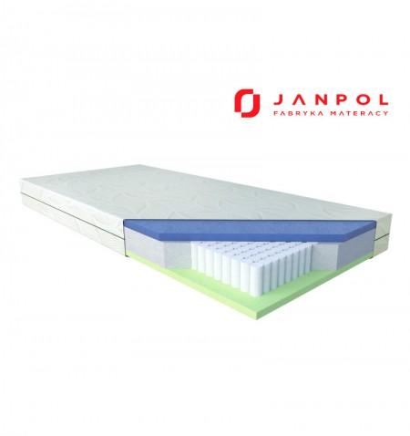 JANPOL DIONE – materac multipocket, sprężynowy