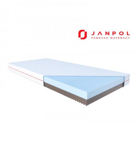 JANPOL BELLA – materac wysokoelastyczny, piankowy
