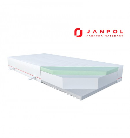 JANPOL PURE DREAM - materac piankowy