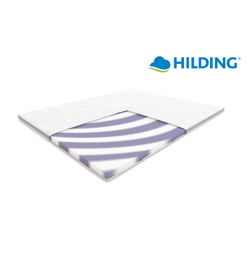 HILDING BASS - materac nawierzchniowy, piankowy