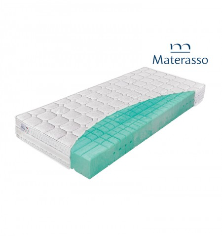 MATERASSO NATUR BIOGREEN - materac wysokoelastyczny, piankowy