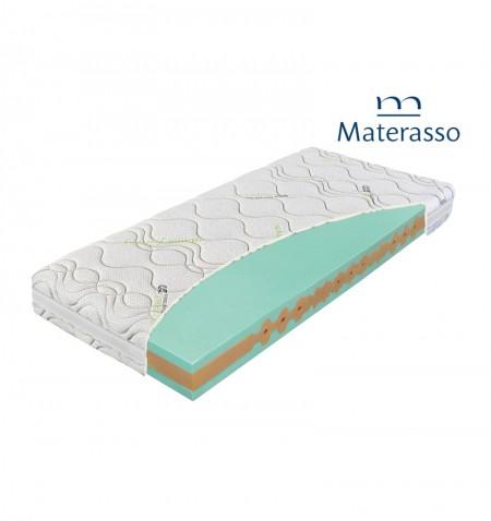 MATERASSO VISCOGREEN - materac termoelastyczny, piankowy