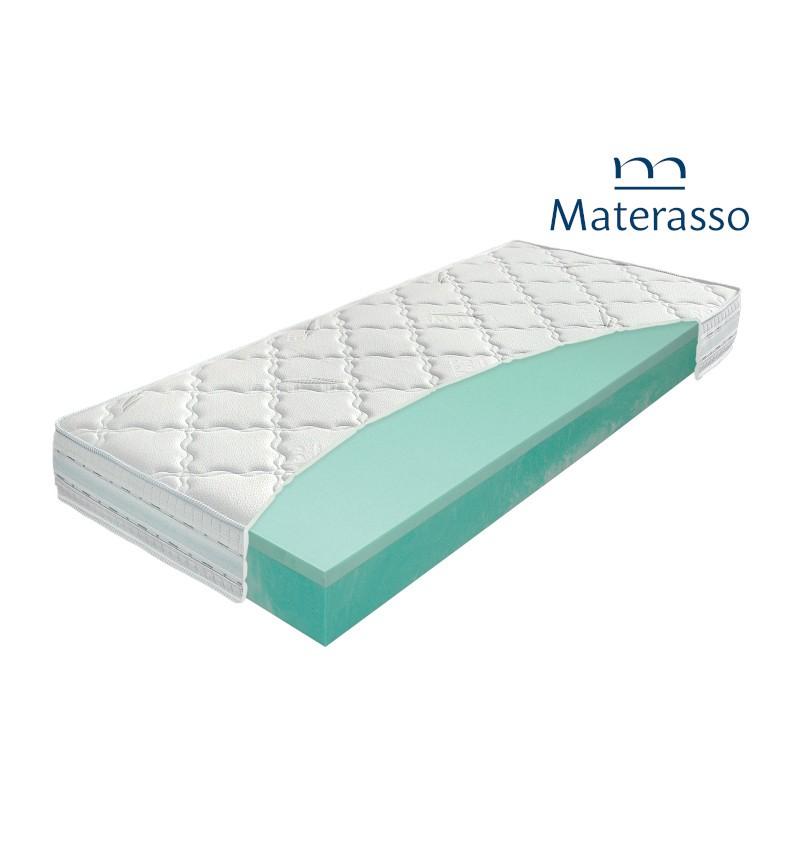 MATERASSO VISCOGREEN LUX - materac termoelastyczny, piankowy