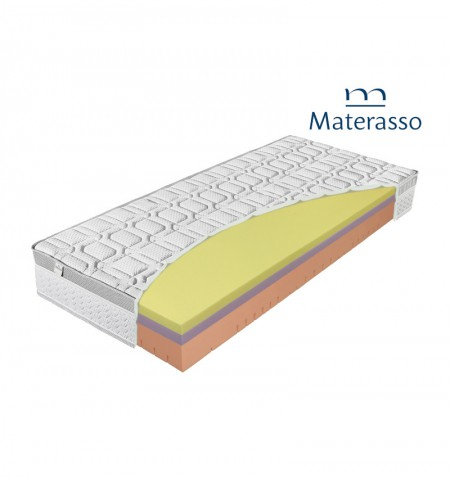 MATERASSO GALAXY VISCOSTAR - materac termoelastyczny, piankowy