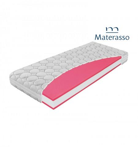 MATERASSO ANTIBACTERIAL - materac wysokoelastyczny, piankowy
