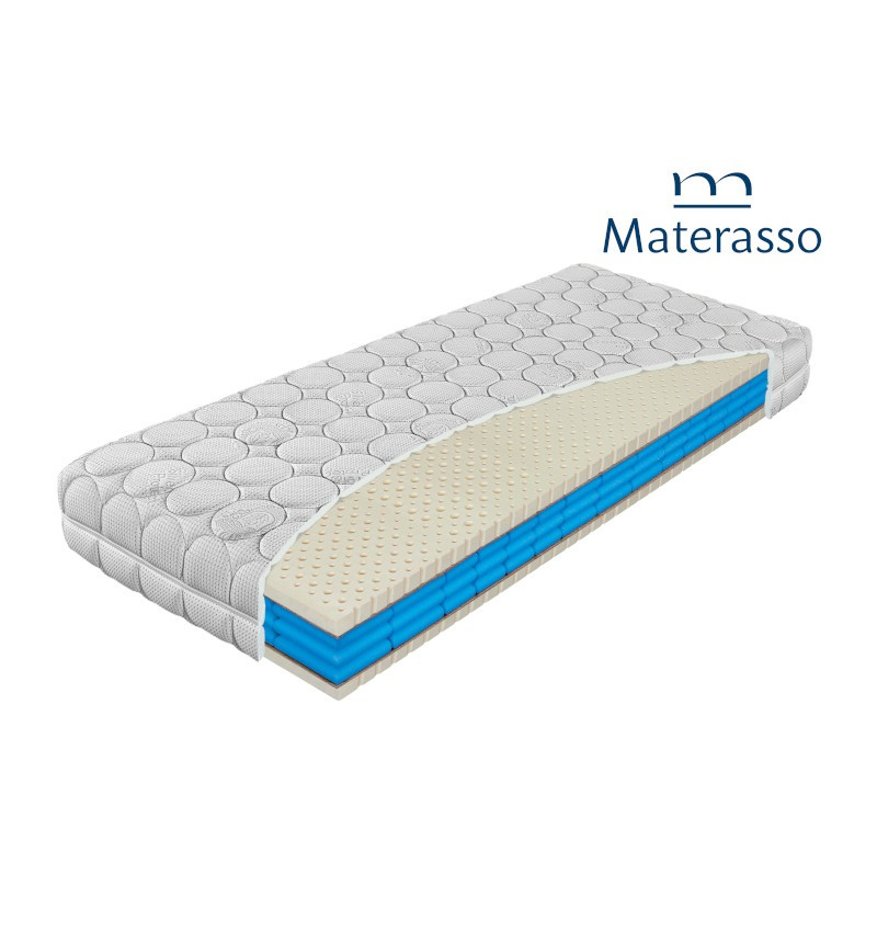 MATERASSO PREMIER BIOSPRING - materac lateksowy, piankowy