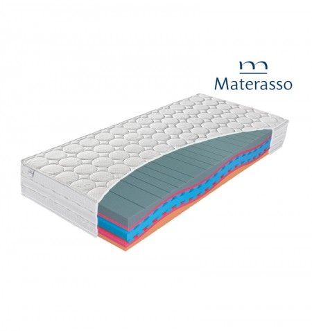 MATERASSO SPINALIS ORTOPEDIC - materac wysokoelastyczny, piankowy