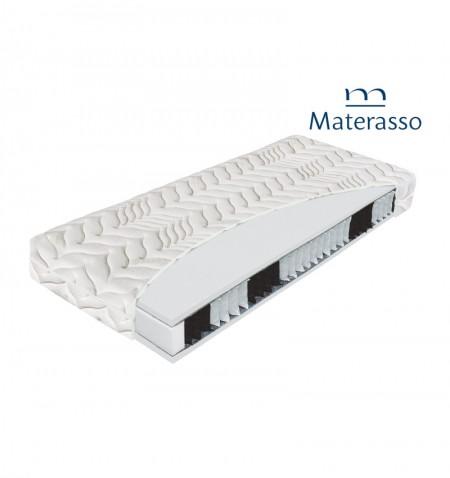 MATERASSO PREMIER BIO EX LUXUS - materac kieszeniowy, sprężynowy