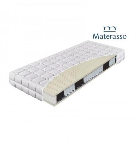 MATERASSO PRIMATOR BIO EX ROYAL - materac kieszeniowy, sprężynowy