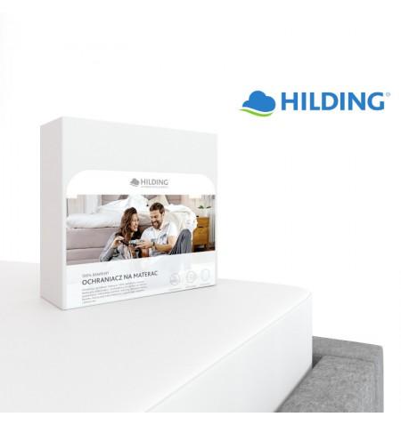 Ochraniacz na materac Hilding - bawełniany, wodoodporny