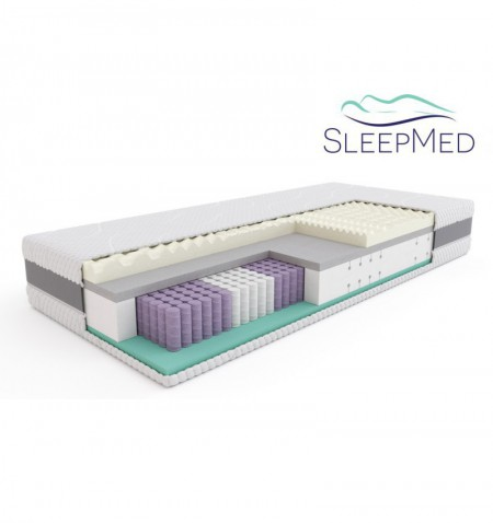 SLEEPMED HYBRID SUPREME 180X200 - OUTLET