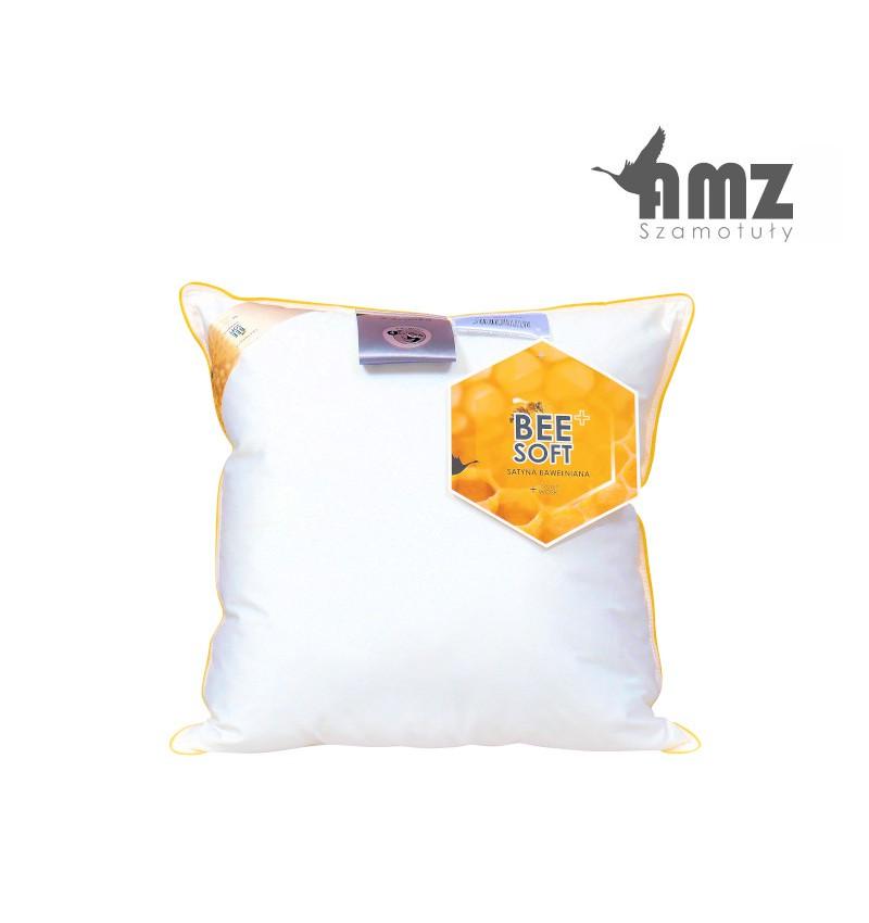Poduszka antyalergiczna AMZ Satyna Bawełniana