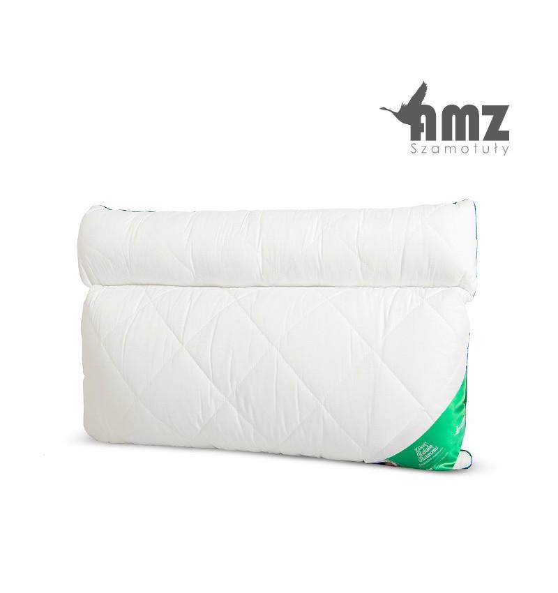 Poduszka anatomiczna AMZ 2-komorowa z wałkiem