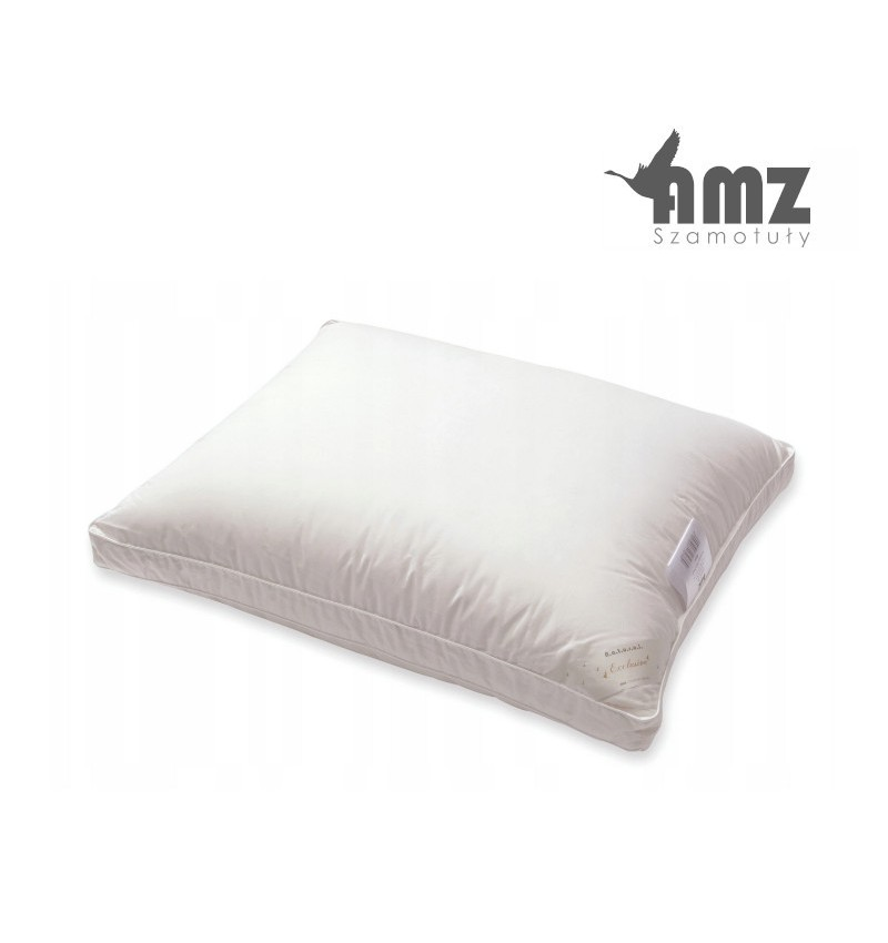 Poduszka puchowa AMZ Materacowa Prestige