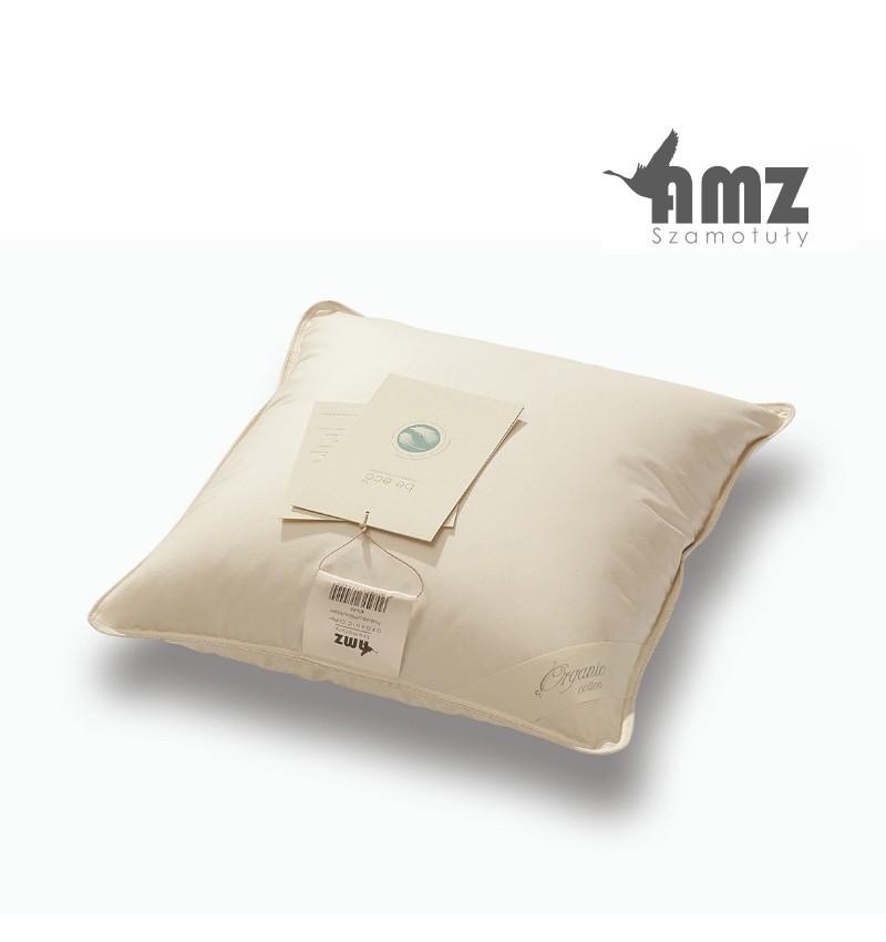 Poduszka puchowa AMZ Organic Cotton
