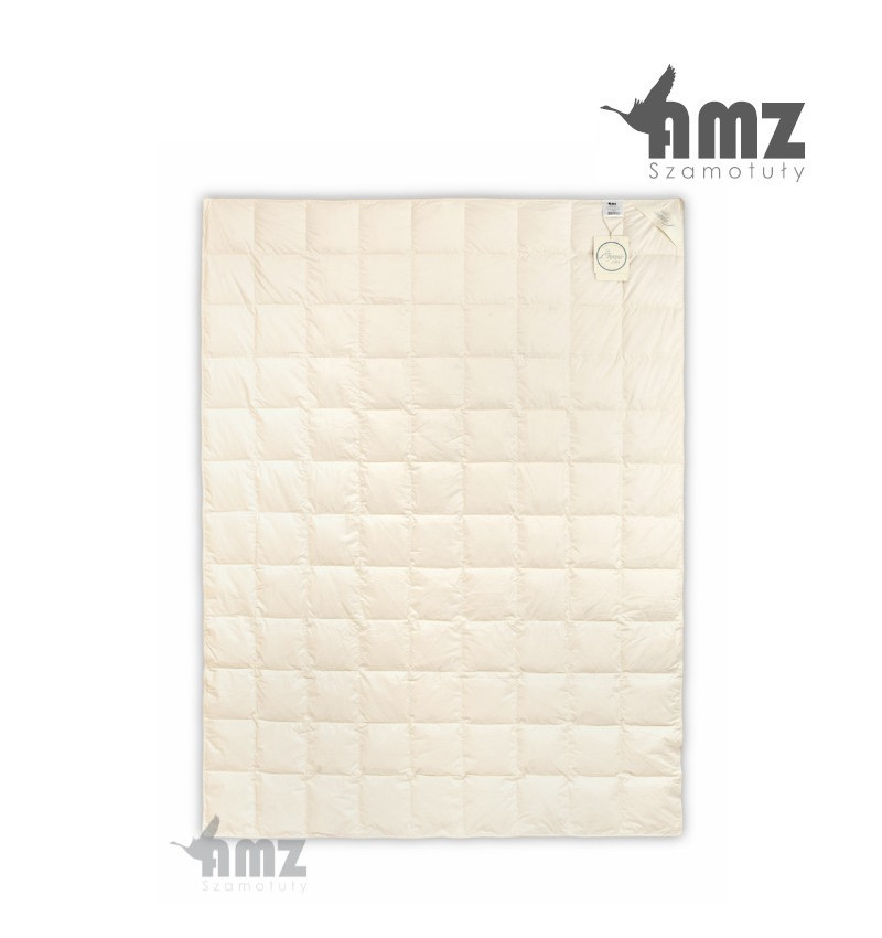 Kołdra puchowa AMZ Organic Cotton