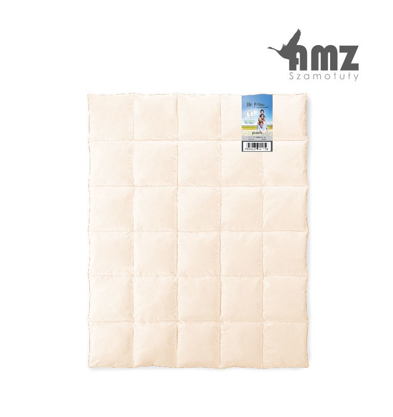 Kołdra puchowa AMZ Mr. Pillow Puch 60%