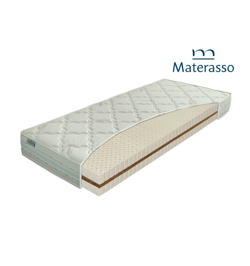 MATERASSO SULTAN LATEX EXTRA LUX - materac lateksowy, piankowy