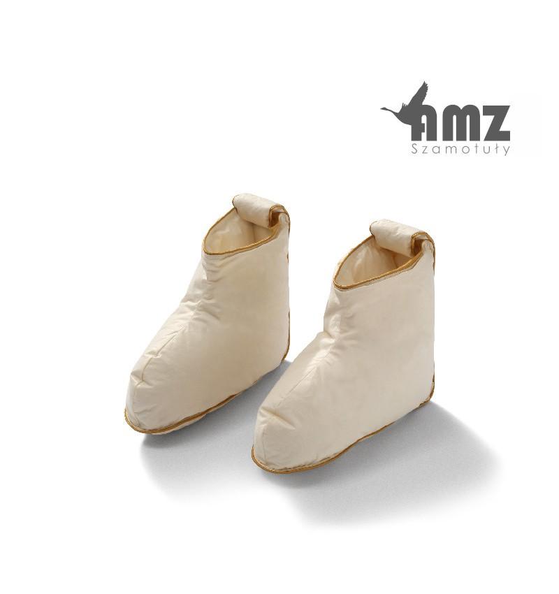 Buciki AMZ - ocieplacze puchowe