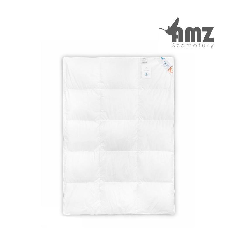 Poduszka i kołdra puchowa dziecięca AMZ Premium