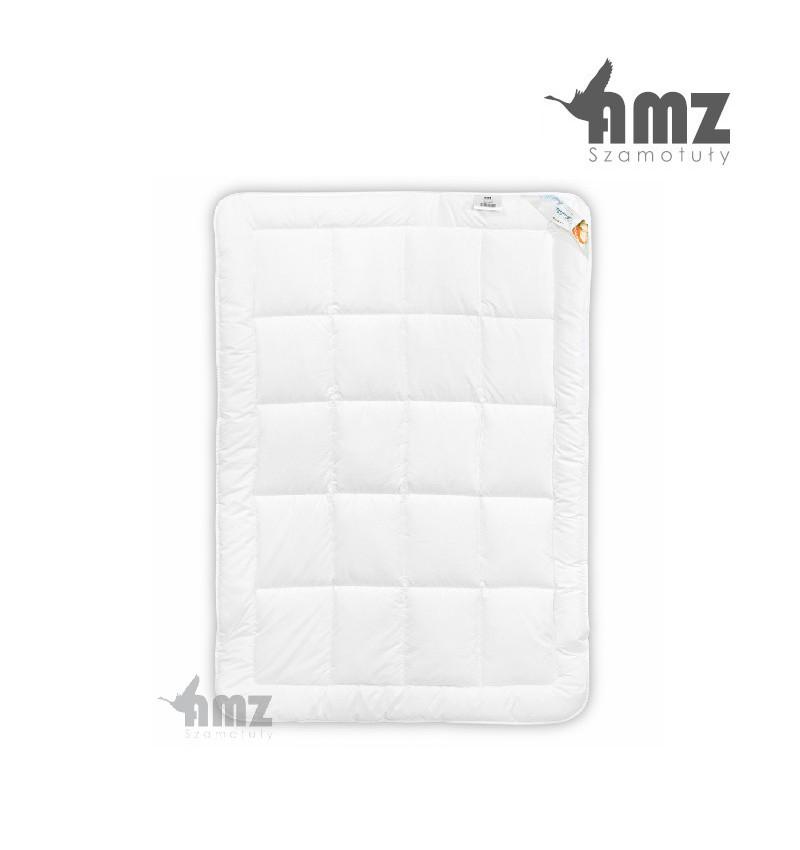 Poduszka i kołdra antyalergiczna dziecięca AMZ Mikrofibra