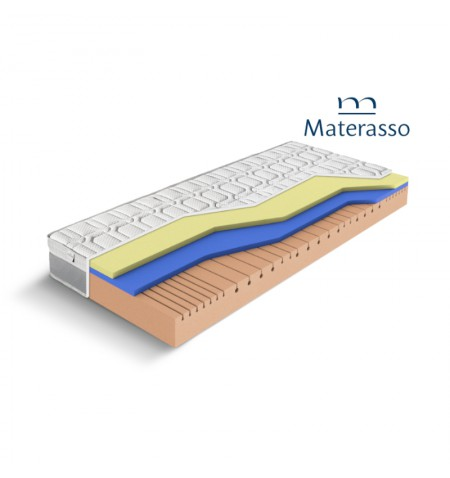 MATERASSO VISCOSTAR - materac termoelastyczny, piankowy