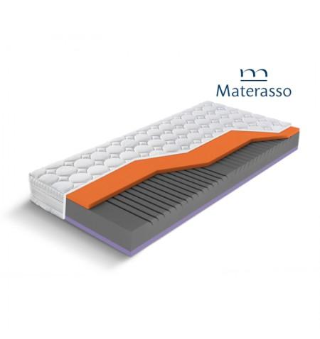 MATERASSO BACK STRETCH - materac termoelastyczny, piankowy
