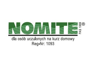 Certyfikat NOMITE
