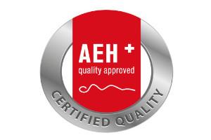 Certyfikat jakości AEH