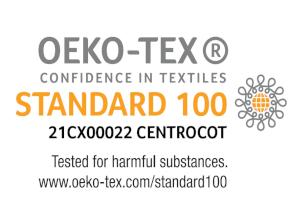 Certyfikat Oeko-Tex®