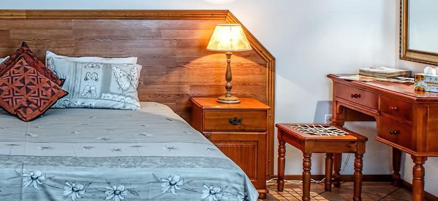 Sypialnia W Stylu Rustykalnym Jak Urządzić Artykuł Senna Materace